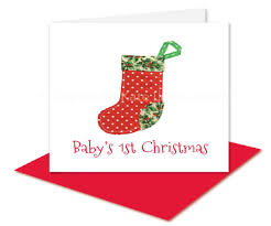 christmas card ideas with baby christmas lights decoration