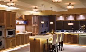 modern home interior design images kitchen trendy kitchen lighting low ceiling led homely design