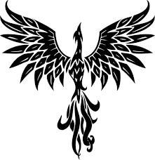 phoenix tattoo designs clip art library