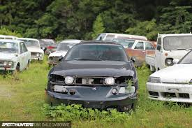 jdm cars kyusha cemetery where old jdm cars go to die speedhunters