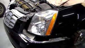 replacing headlight 2008 cadillac dts on replacing images