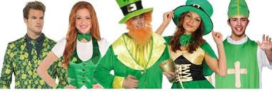 st patrick u0027s day fancy dress costumes party packs