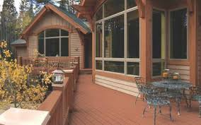 Pictures Of Painted Decks by Deck Restoration Paint Pros And Cons News U0026 Observer