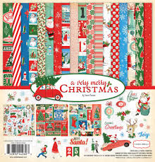 christmas collections collections echo park paper co a merry christmas