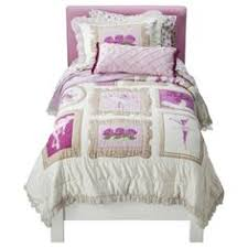 Circo Girls Bedding by Circo Peace Quilt Set Pink Twin Little Rooms