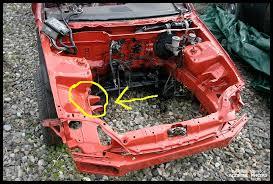 95 honda civic automatic transmission 92 95 civic trans chassis bracket honda tech honda forum