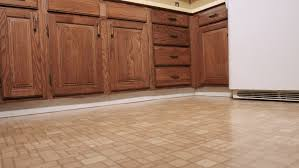 Low Kitchen Cabinets Panning Low Angle Of Old Kitchen Cabinets Camera Moves Left And