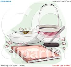 wedding registry book clipart of a pair of wedding rings a bridal registry book basket