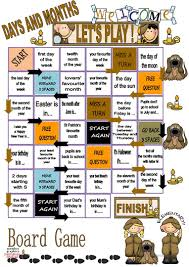 Printable Halloween Game by Board Game English Webbook Max Dalton The Ferris Bueller S Day