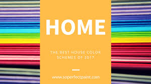the best house color schemes of 2017 commercial paint contractor