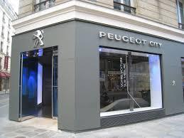 peugeot dealers london showroom retail square blog for france