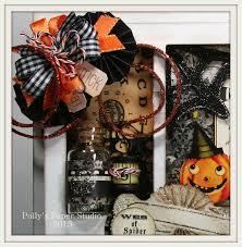 vintage halloween graphic vintage halloween shadow box shop display polly u0027s paper studio