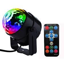 karaoke machine with disco lights karaoke machine party lights 3w disco ball dj led 7 colors sound