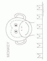 free worksheets preschool letter practice free math worksheets