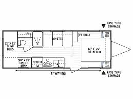 triple bunk travel trailer floor plans rv net open roads forum travel trailers triple quad bunk trailers
