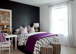 black walls contemporary bedroom benjamin moore onyx dayka