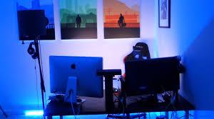 2015 gaming setup tour youtube