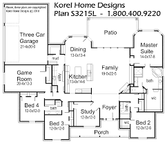 Jack And Jill Floor Plans House Plans By Korel Home Designs Kids Rooms With Jack U0026 Jill Bath