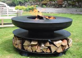Cheap Firepit Cheap Chiminea Pit Outdoor Chimney Pits Pinterest For