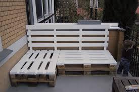 canapé en palette de bois inspiration 100 recup des meubles tendance en palettes de bois