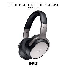 kef and porsche design space one wireless active noise