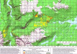 Wildfire Bc Perimeter Map by Provocations July 2004