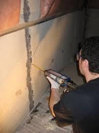 Basement Foundation Repair Methods by Basement Waterproofing And Foundation Repair Blog Filling