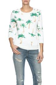 chaser palm tree sweatshirt from carolina by emleigh s and