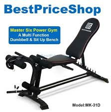 Gym Sit Up Bench Master Six Power Gym Sit Up Dumbbell End 6 3 2018 11 12 Am