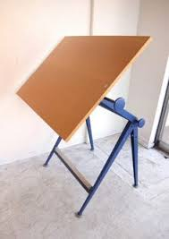Mechanical Drafting Tables Friso Kramer Professional Drafting Table With Pedal Locking