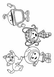 geo team umizoomi coloring pages coloringstar