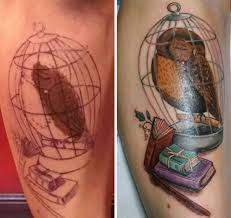 Transformation Tattoo Ideas 10 Genius Birthmark Cover Up Tattoos Bored Panda