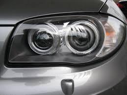 bmw headlights at night adaptive headlights question