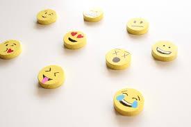 emoji magnets the surznick common room