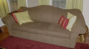 Diy Sofa Bed A Diy Sofa Makeover