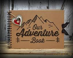 photo albums for couples our adventure book etsy