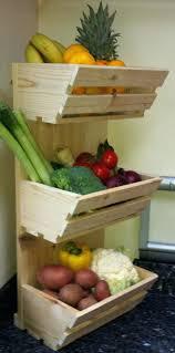 storage bins wooden vegetable storage containers bin plans