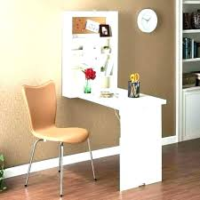 wall mounted pull down desk fold down wall desk best fold down desk ideas on with regard to pull