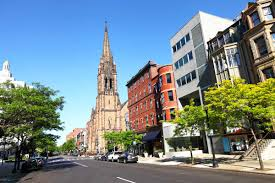 Boston Tourist Map Boston Attractions And Places To Visit On Vacation