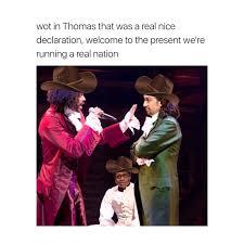 Hamilton Memes - bands musicals and memes
