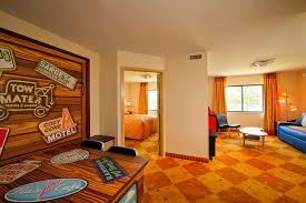 family suites at disney s art of animation resort a review cars family suites at disney s art of animation resort