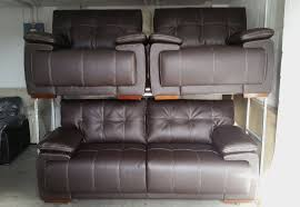 Scs Armchairs Brand New Endurance Infinity From Scs Brown Leather 2 Seater Sofa