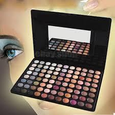 2016 professional makeup eyeshadow kit 88 warm color eye shadow