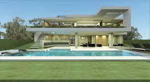 modern villa villa algarve new contemporary house lagos for sale