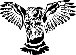 tribal owl tattoo owl tattoo designs the body is a canvas