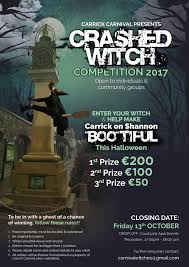 crashed witch competition in carrick on shannon leitrim observer