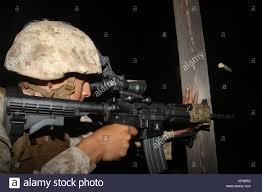 Radio Training Courses Pfc Alexander Pindea A Marine With 3rd Radio Battalion Fires An