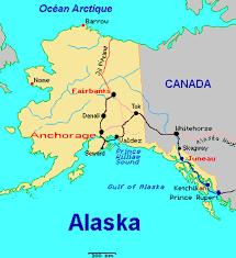 usa map alaska and kosher alaska usa