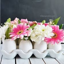 Easter Decorations With Flowers by Impressive Diy Easter Decorations