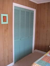 Paint Closet Doors Painting Paneling